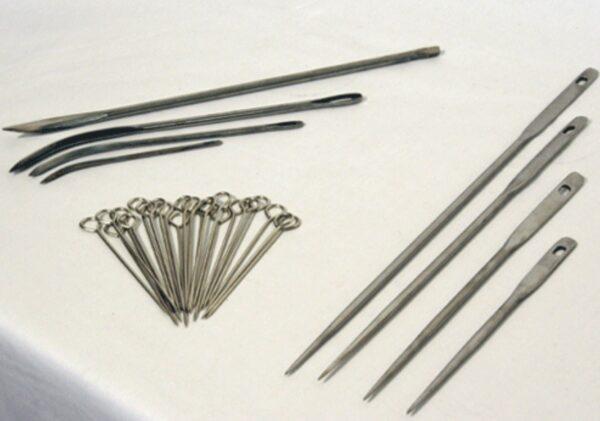 Needles, Skewers & Curved Needles