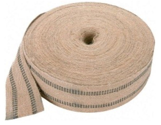 Jute canvas & webbing