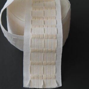 75mm 6 spring curtain tape